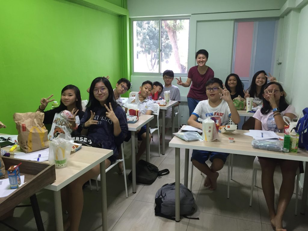 Private home tuition in Singapore